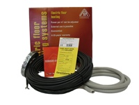 Двужильный кабель под стяжку. (20 Вт п/м).